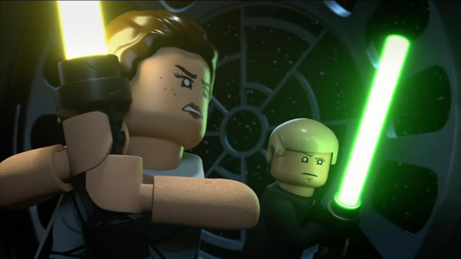 Lego Star Wars Holiday Special Now Streaming On Disney 6abc Philadelphia