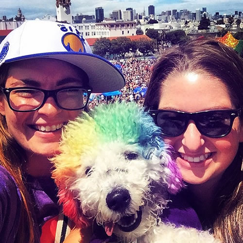 "<div class=""meta image-caption""><div class=""origin-logo origin-image none""><span>none</span></div><span class=""caption-text"">Thousands flock to San Francisco for the 45th annual Pride celebration on Saturday, June 27, 2015. Tag your pics on Twitter, Instagram, Facebook and Google Plus using #abc7now. (KGO-TV)</span></div>"