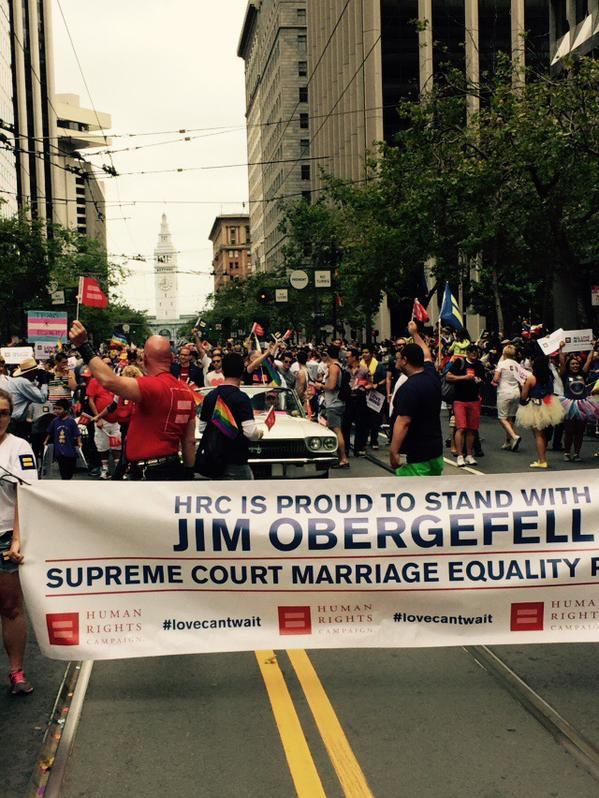 "<div class=""meta image-caption""><div class=""origin-logo origin-image none""><span>none</span></div><span class=""caption-text"">Jim Obergafell is proud and overwhelmed. His case brought SCOTUS marriage ruling. Tag your Pride photos on Facebook, Twitter, Google Plus and Instagram using #abc7now. (KGO-TV)</span></div>"