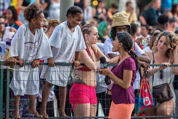 """<div class=""""meta image-caption""""><div class=""""origin-logo origin-image none""""><span>none</span></div><span class=""""caption-text"""">Pooja Lodhia during Pride Parade (KTRK Photo)</span></div>"""