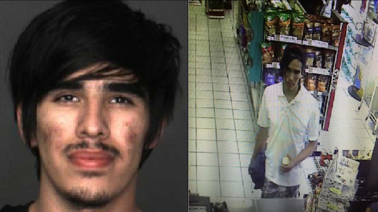 Cory Michael Ahumada, 24, of Highland was arrested Friday, June 26, 2015 in connection to an alleged car theft and carjacking in the 1100 block of Lugonia Avenue in Redlands.