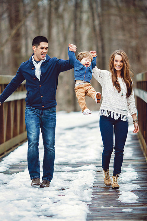 """<div class=""""meta image-caption""""><div class=""""origin-logo origin-image none""""><span>none</span></div><span class=""""caption-text"""">""""The fact that not only Jace helped his Daddy ask me to marry him, but that we have it so beautifully documented ... is very special to me,"""" she said. (Lindsay Blum, Gilded Light Photography)</span></div>"""