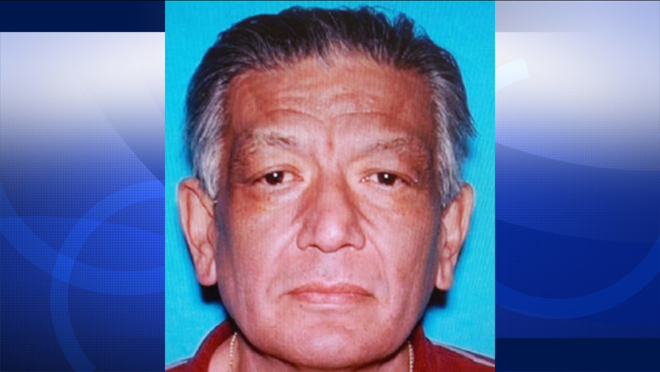 San Bruno police are looking for missing man Henry Calderon.