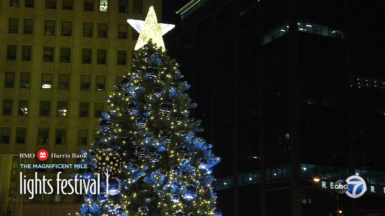 Mag Mile Christmas Parade 2020 Magnificent Mile Lights Festival 2020: ABC 7 Chicago hosting BMO
