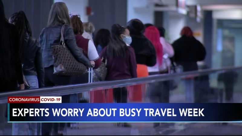 Covid 19 Travel Restrictions In All 50 States You Should Know About Abc7 Chicago