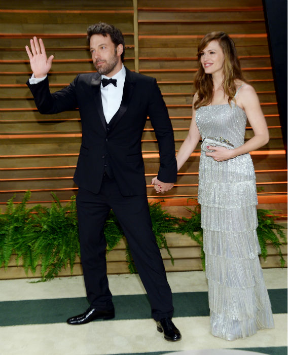 "<div class=""meta image-caption""><div class=""origin-logo origin-image none""><span>none</span></div><span class=""caption-text"">Ben Affleck and wife Jennifer Garner attends the 2014 Vanity Fair Oscar Party on Sunday, March 2, 2014, in West Hollywood, Calif. (Photo by Evan Agostini/Invision/AP) (Photo/Evan Agostini)</span></div>"