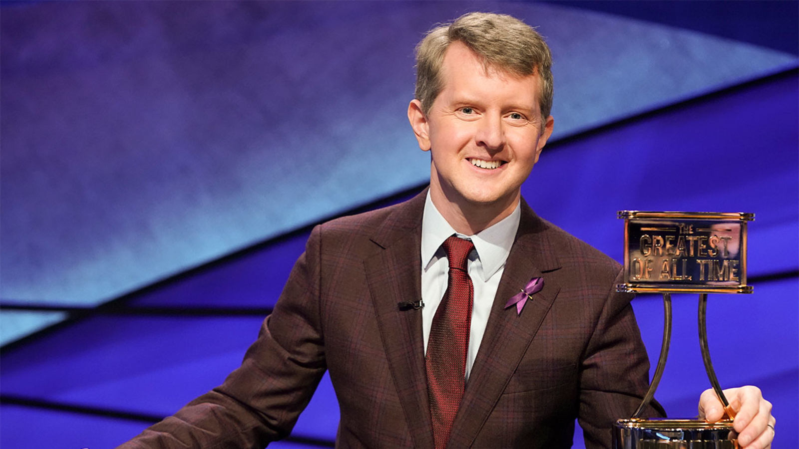 Ken Jennings to guest-host 'Jeopardy!' as production resumes after Alex  Trebek's passing - 6abc Philadelphia