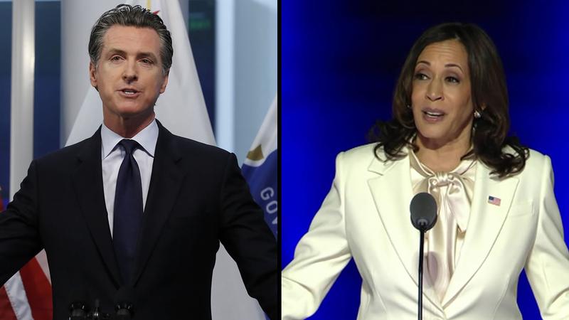 Gov Gavin Newsom Faces Pressure To Appoint A Latino Black Woman To Kamala Harris Senate Seat Abc7 San Francisco