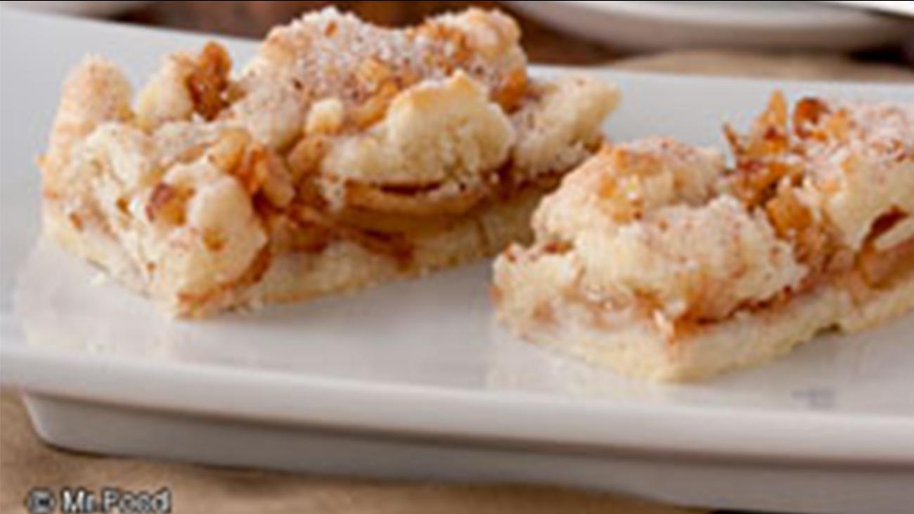 Mr. Food: Apple Pie Bars