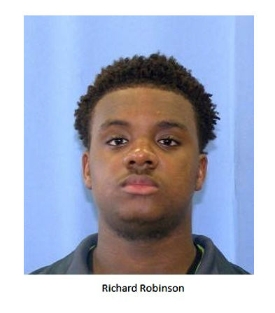 "<div class=""meta image-caption""><div class=""origin-logo origin-image none""><span>none</span></div><span class=""caption-text"">Richard Robinson 20 of Philadelphia, PA– 81 Charges – Murder 1st Degree, Racketeering, Home Invasion, Robbery 1st Degree, Attempted Robbery 1st Degree (WPVI Photo)</span></div>"