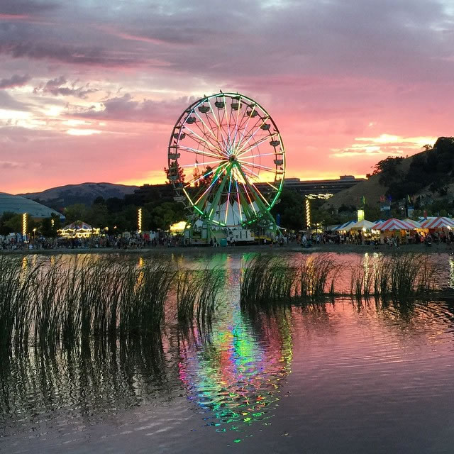 "<div class=""meta image-caption""><div class=""origin-logo origin-image none""><span>none</span></div><span class=""caption-text"">This beautiful sunset was spotted at the Marin County Fair in Marin, Calif. on July 1, 2015. (Photo submitted to KGO-TV by ‏@ipeggybutler/Instagram)</span></div>"