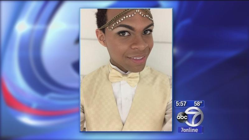 Danbury boy chosen as school's Prom Queen