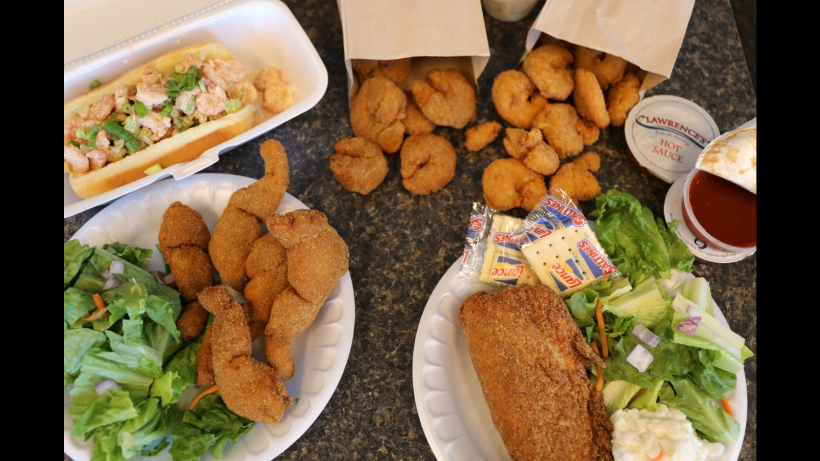 Lawrence's Fish and Shrimp celebrates 70 years in business