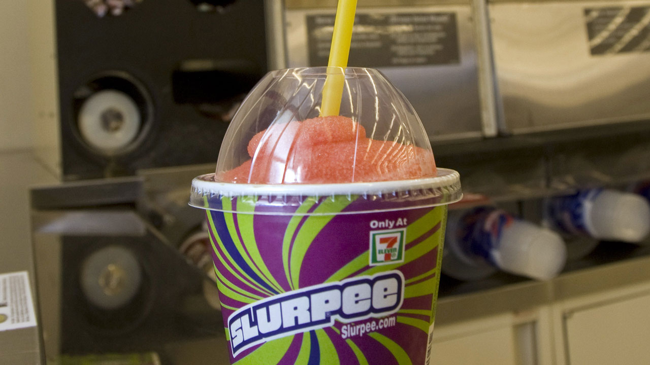 PHOTOS: 7-Eleven 'Bring Your Own Cup' Day to draw Slurpee