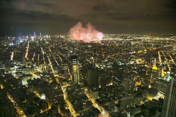 "<div class=""meta image-caption""><div class=""origin-logo origin-image none""><span>none</span></div><span class=""caption-text"">Macy's Fourth of July fireworks light up the sky over Manhattan, Saturday, July 4, 2015 in New York in a view from One World Observatory. (AP Photo/Mark Lennihan) (AP Photo/ Mark Lennihan)</span></div>"