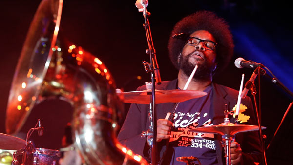 4th of July Jam - Questlove