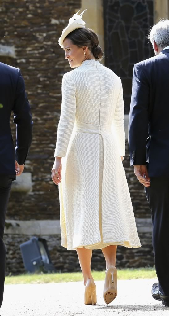 "<div class=""meta image-caption""><div class=""origin-logo origin-image none""><span>none</span></div><span class=""caption-text"">Pippa Middleton arrives at the Church of St Mary Magdalene for the Christening of Princess Charlotte of Cambridge, July 5, 2015. (Chris Jackson, Pool Photo via AP)</span></div>"