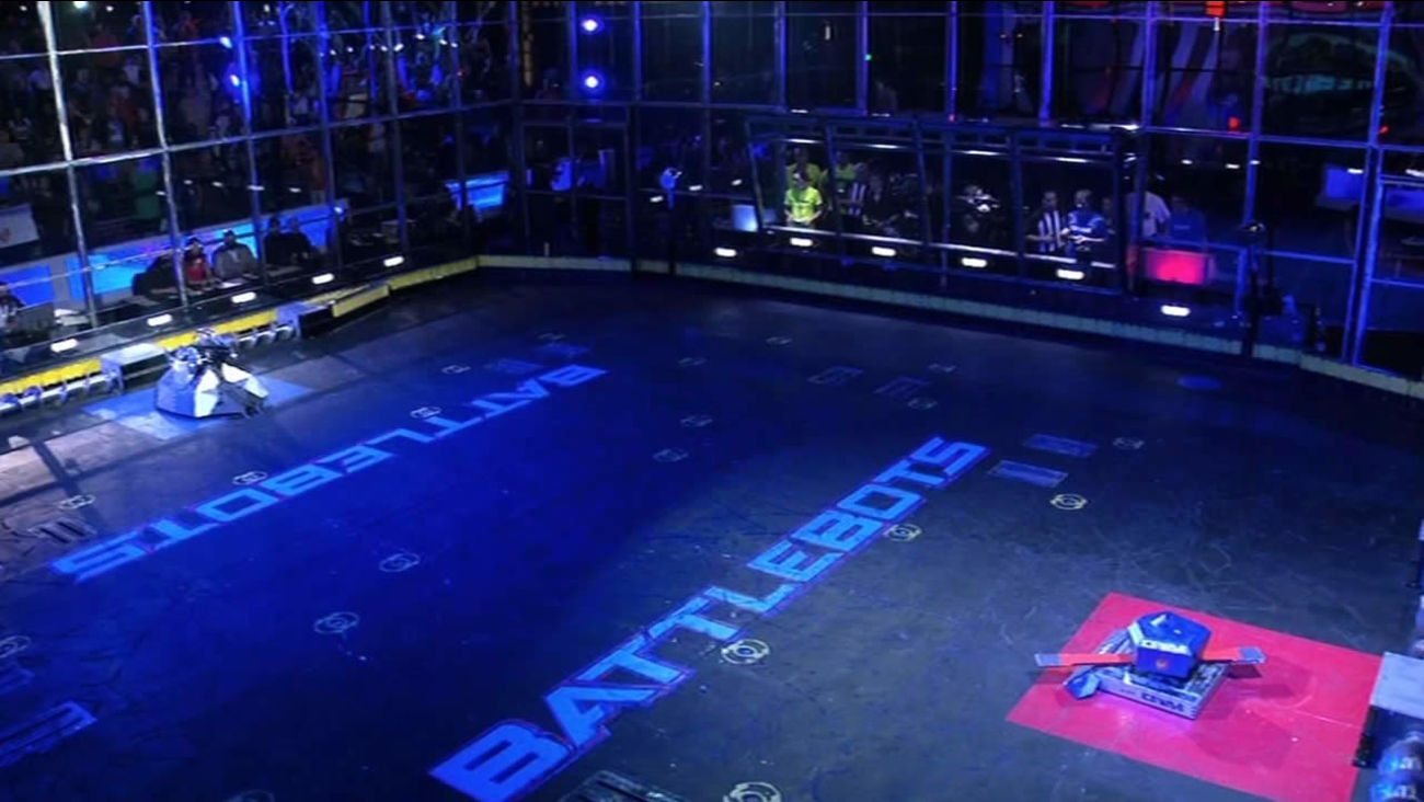 """The hit television show """"BattleBots"""" returned to ABC on July 5, 2015."""