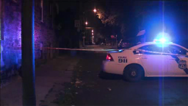 Man critically wounded in Frankford shooting
