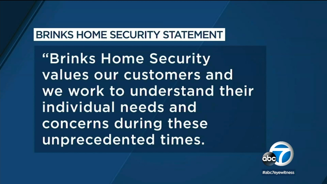 Woman furloughed during pandemic struggles to cancel home security contract