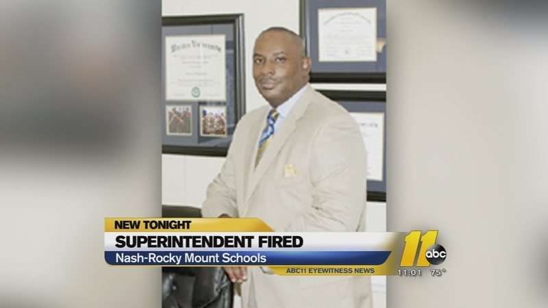 Nash-Rocky Mount superintendent's resignation draws criticism