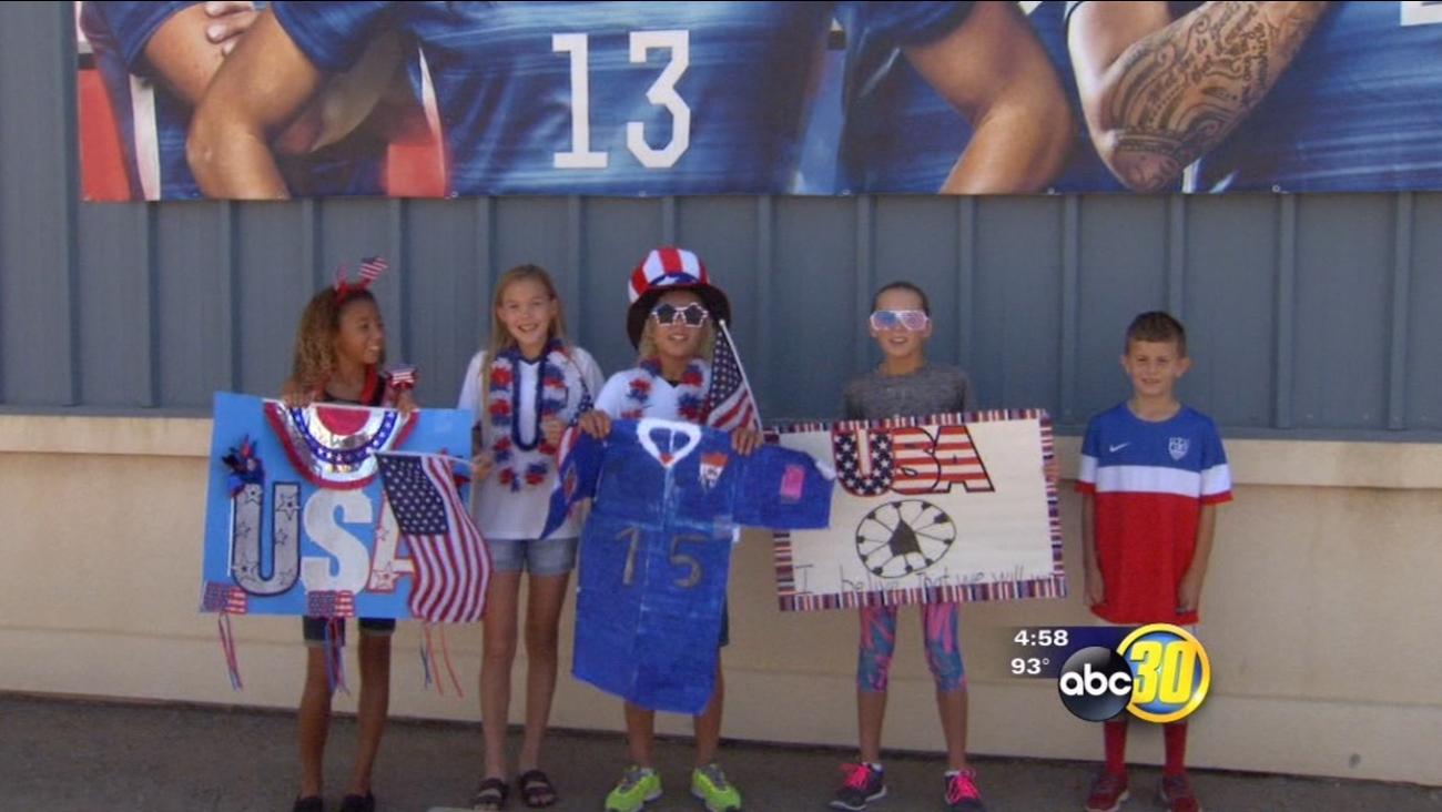 Valley soccer fans still buzzing after US women win World Cup
