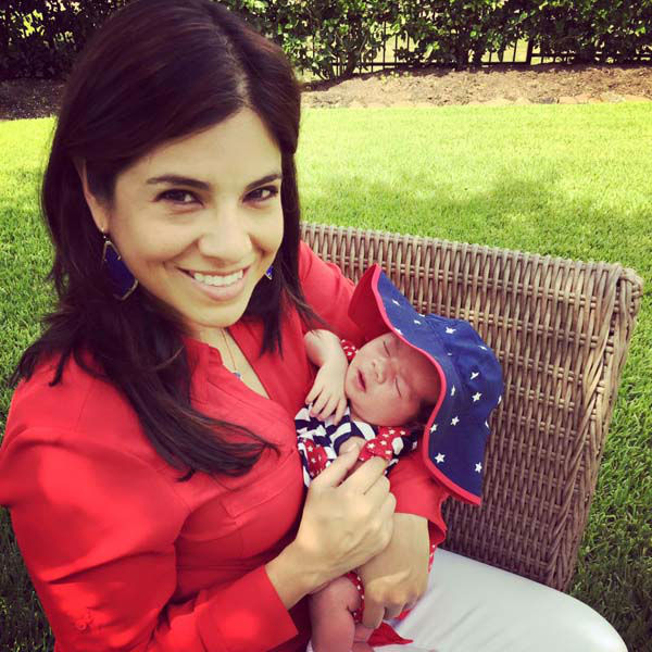 """<div class=""""meta image-caption""""><div class=""""origin-logo origin-image none""""><span>none</span></div><span class=""""caption-text"""">Patricia Lopez and her newest daughter on July 4th (KTRK Photo)</span></div>"""
