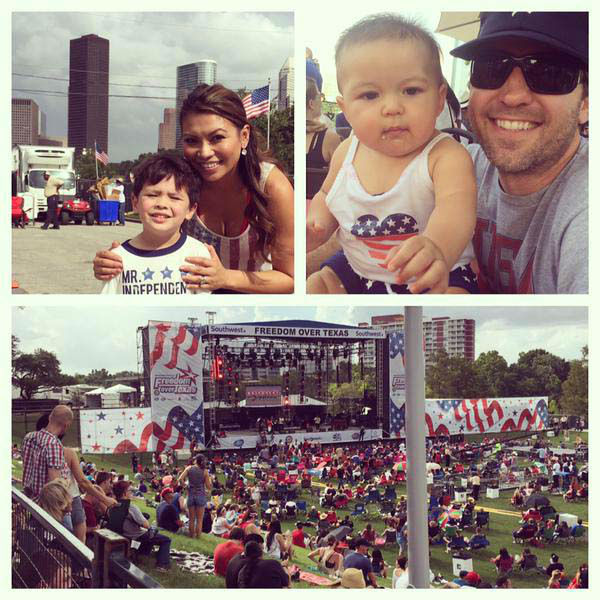 """<div class=""""meta image-caption""""><div class=""""origin-logo origin-image none""""><span>none</span></div><span class=""""caption-text"""">Elita and her family spent their first Fourth of July in Houston (KTRK Photo)</span></div>"""
