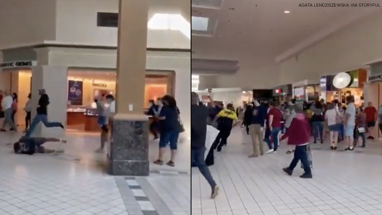 PS5 craze: Videos show Black Friday crowds, shoppers tumble as they run to GameStop