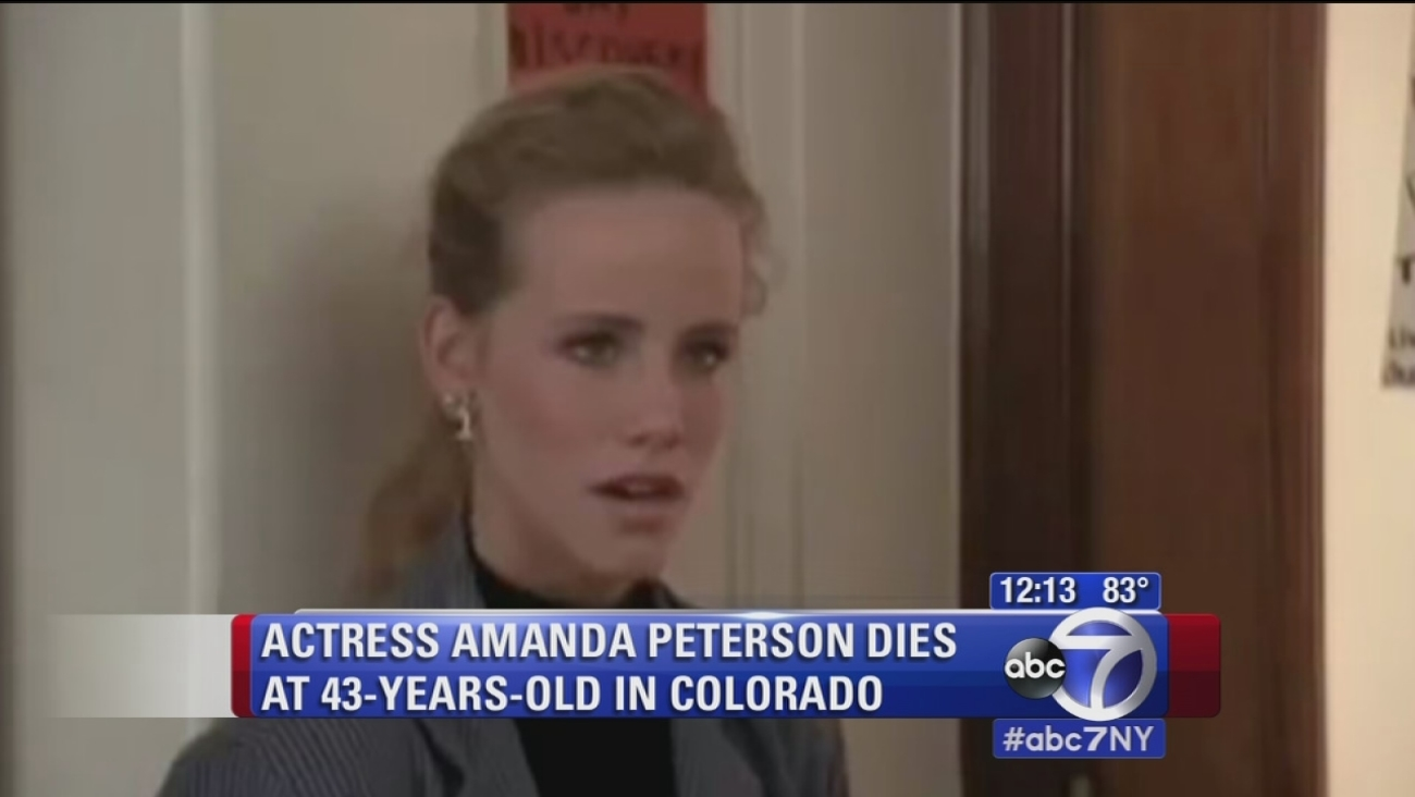 Amanda Peterson Photos autopsy: 'can't buy me love' actress amanda peterson died