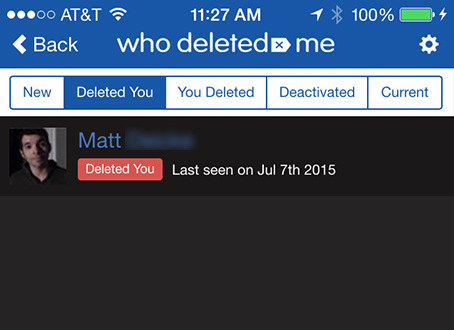New app lets you know when someone unfriends you on Facebook