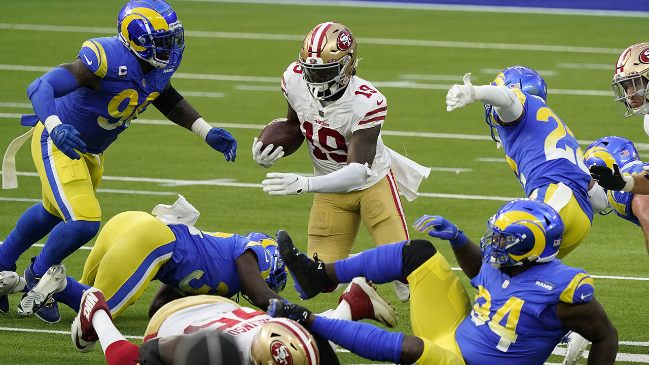 Rams Fall To 49ers 23 20 Off Last Second Field Goal Abc7 Los Angeles