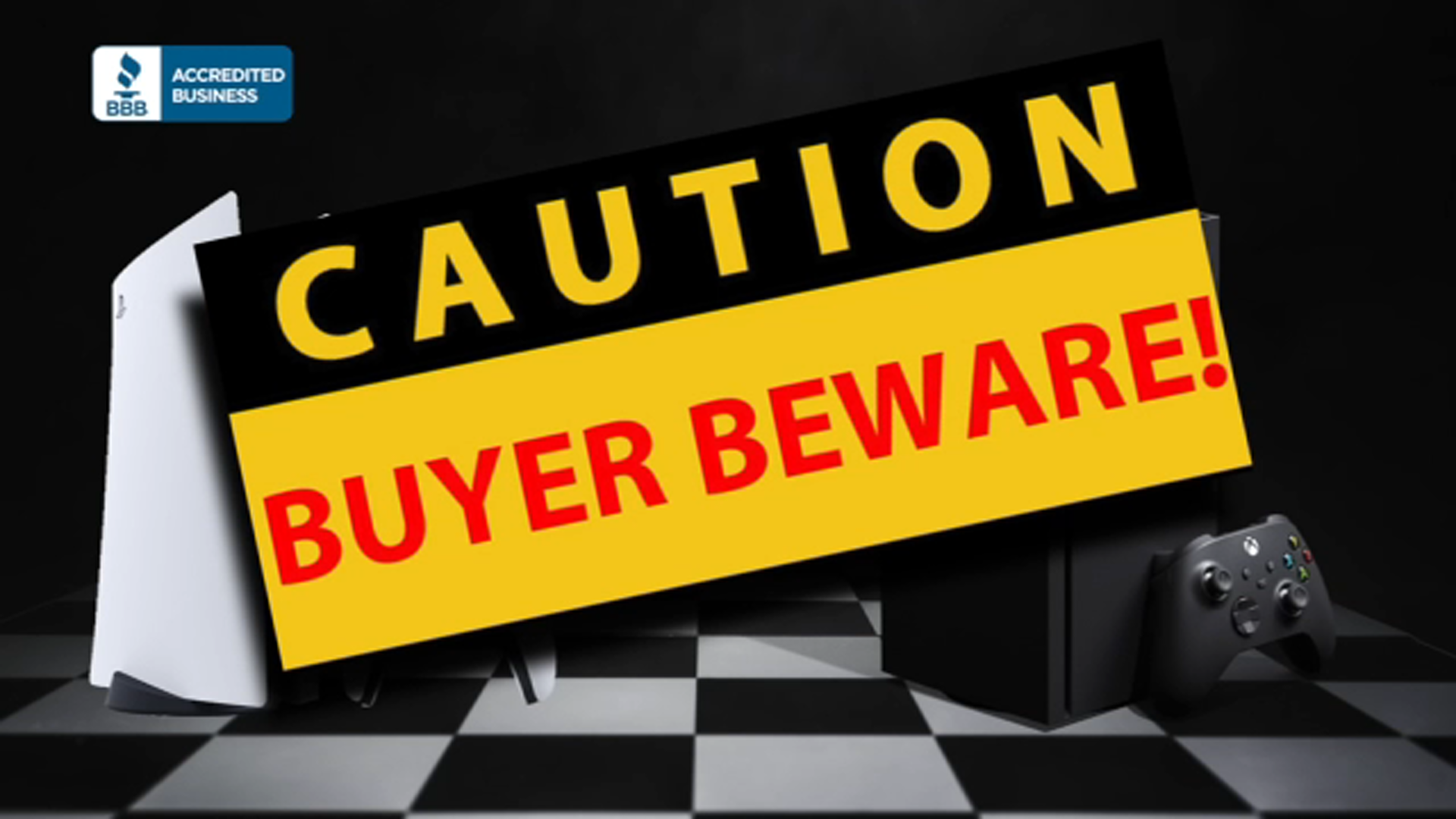 Want a PS5 or Xbox One? Watch out for these scam warning signs