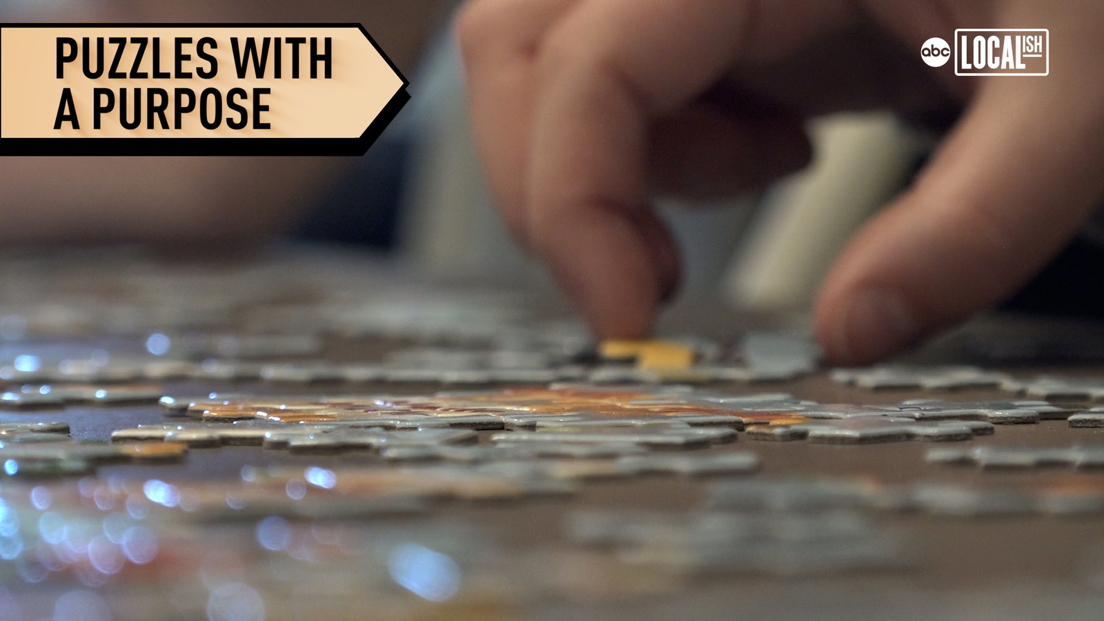 Jigsaw puzzles from Ravenswood Chamber of Commerce aim to save neighborhood small businesses