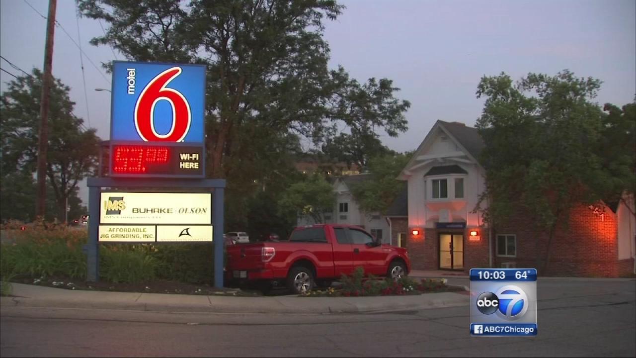 2 found dead in suburban motel