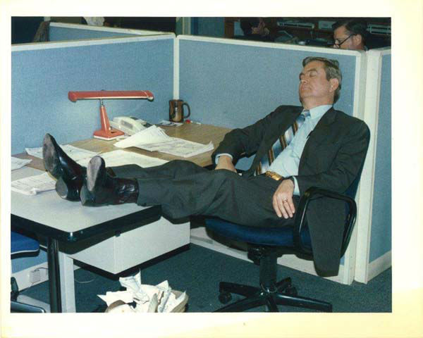 "<div class=""meta image-caption""><div class=""origin-logo origin-image none""><span>none</span></div><span class=""caption-text"">Someone caught Dave Ward snoozing with his boots on the desk (KTRK Photo)</span></div>"