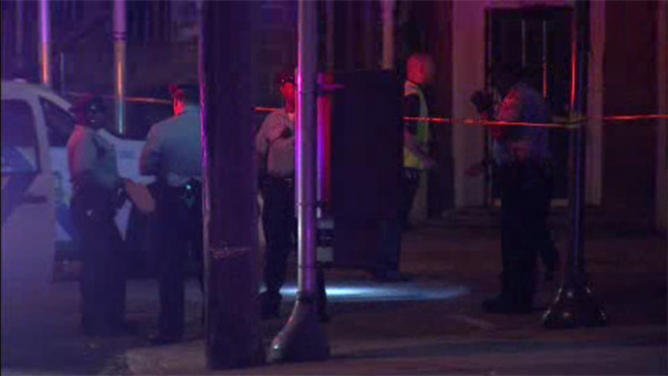 Man shot and wounded in West Philadelphia shooting