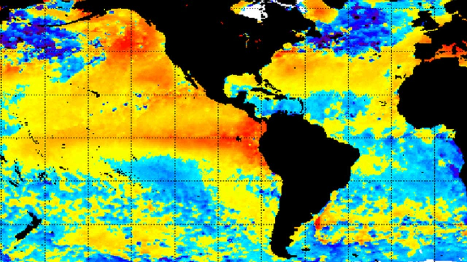 Experts Say California May See Stronger El Nino Than 1997