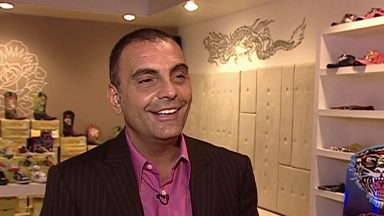 Christian Audigier is seen in this undated file photo.