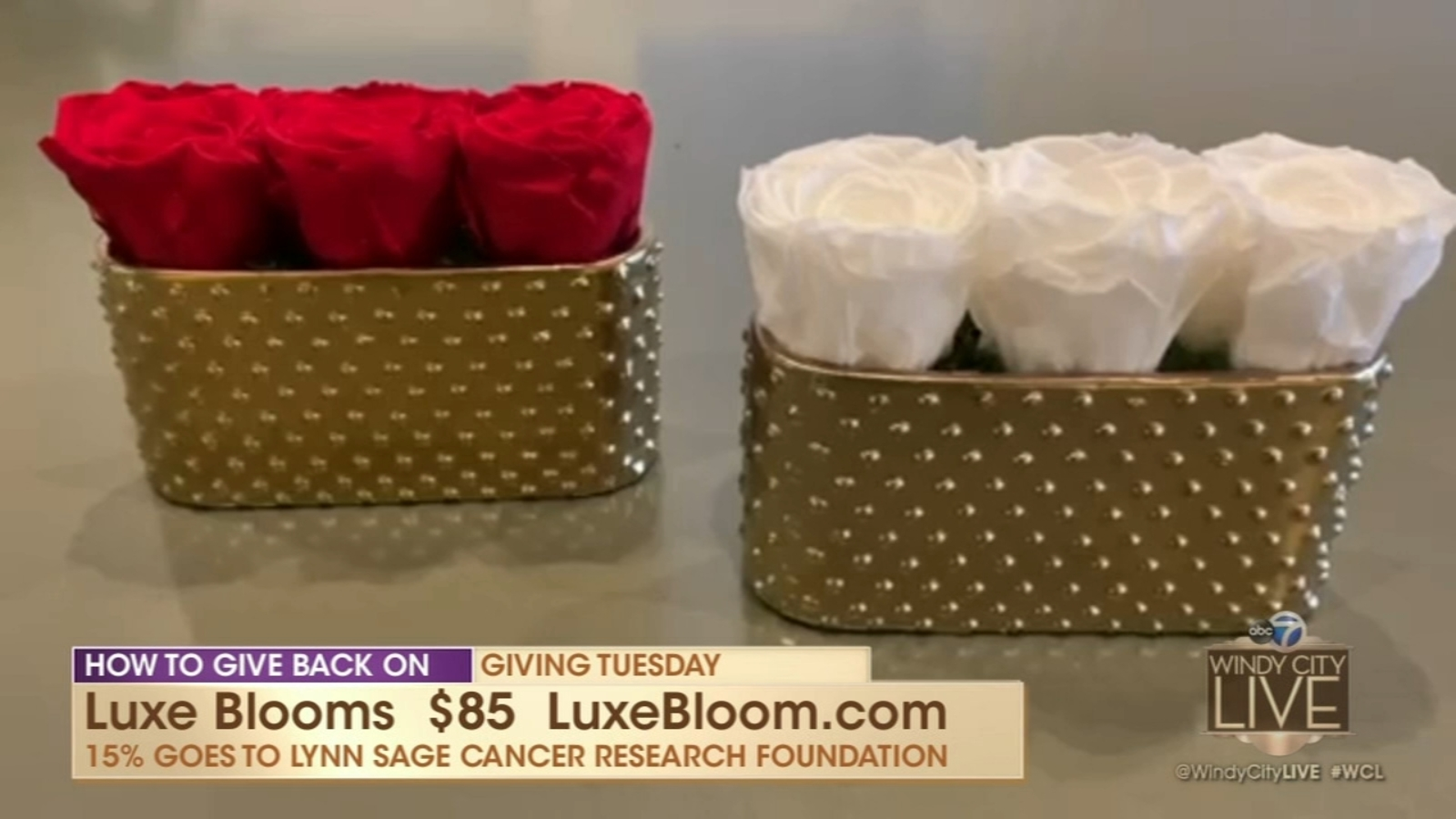 Giving Tuesday: Gifts that give back - ABC7 Chicago