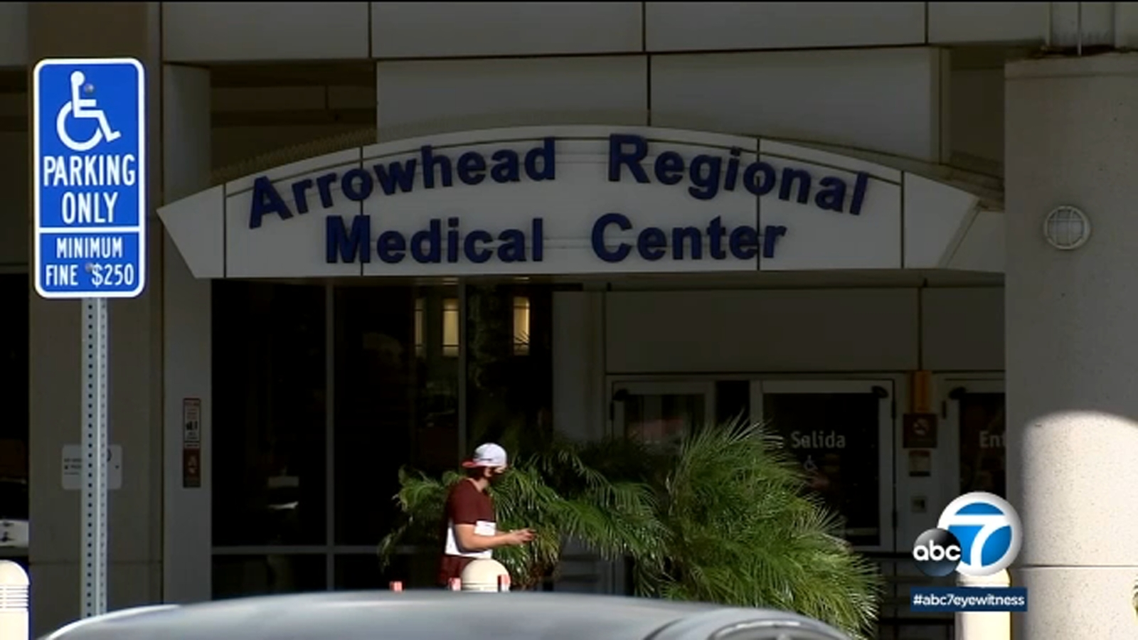 'I'm really frightened about this:' San Bernardino County hospitals bracing for post-holiday COVID surge