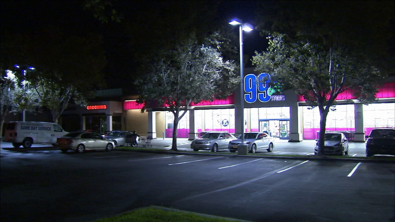 A 2-year-old boy was found in a locked, hot car, while his mother was inside a 99 Cents Only store in Placentia on Sunday, July 12, 2015.
