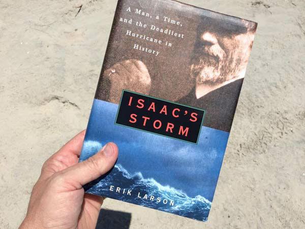 "<div class=""meta image-caption""><div class=""origin-logo origin-image none""><span>none</span></div><span class=""caption-text"">Tim Heller's summer reading (KTRK Photo)</span></div>"
