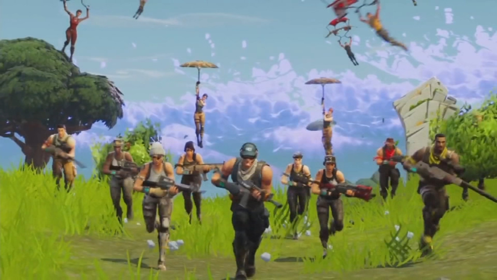 Epic Games canceling in-person events for 2021 - ABC11 ...