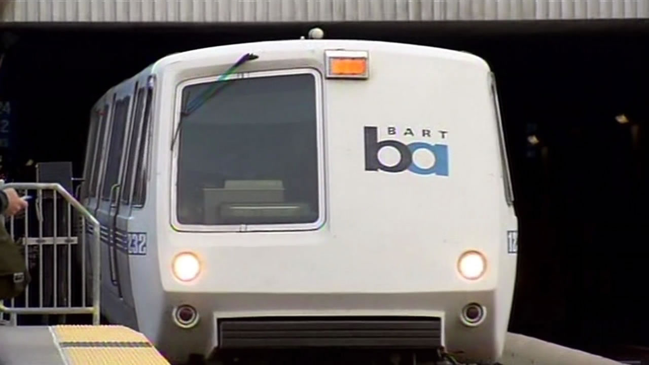 FILE: BART train