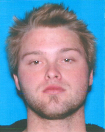 Andrew Vicente, 24, of Norwalk, is shown in this file photo from the Department of Motor Vehicles.