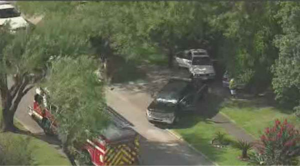 """<div class=""""meta image-caption""""><div class=""""origin-logo origin-image none""""><span>none</span></div><span class=""""caption-text"""">Two chase suspects are in police custody following a chase in NW Harris County.</span></div>"""
