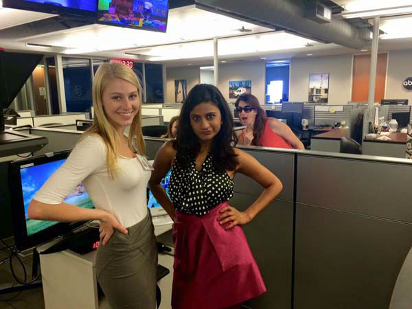 """<div class=""""meta image-caption""""><div class=""""origin-logo origin-image none""""><span>none</span></div><span class=""""caption-text"""">And had some fun in the newsroom! (KTRK Photo)</span></div>"""