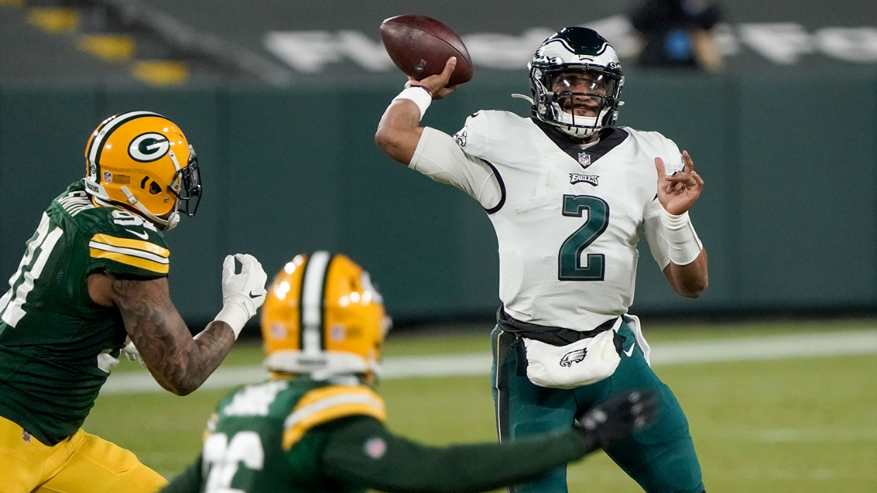 Packers beat Eagles in Week 13: Do you think Jalen Hurts should start next  week against Saints? | LIVE POLL - 6abc Philadelphia