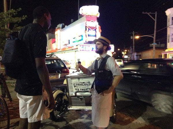 "<div class=""meta image-caption""><div class=""origin-logo origin-image none""><span>none</span></div><span class=""caption-text"">D'Emilio's Old World Ice Treats was inspired by the old world hokey pokey men who sold treats from their mobile carts. (Photo/WPVI Photo)</span></div>"